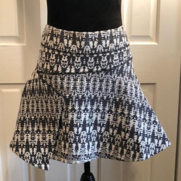 72569a4080 10 Crosby Derek Lam Skirts | Derek Lam 10 Crosby Printed Mini Skirt ...